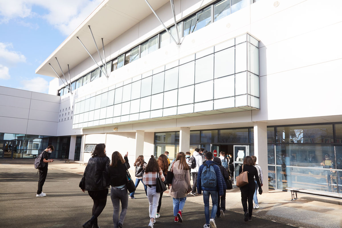 Histoire du lycée / Photo 2